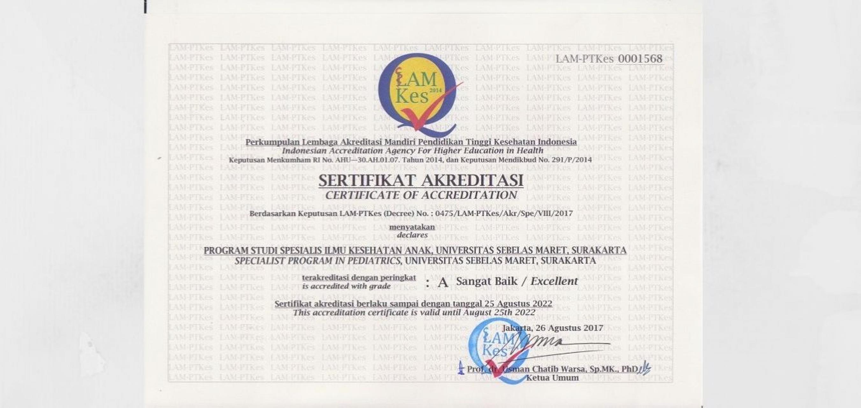 Akreditasi LAM-PTKes
